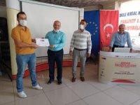 DİKKAD'dın Dicle'deki eğitimini alan üreticiler sertifikalarını aldı