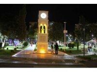 Haliliye'de parklar yenilendi