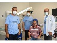 Adana'da baş ve boyun kanseri taraması yapıldı