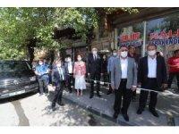 Şahinbey'in kentsel dönüşüm çalışmalarına büyük övgü