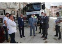 Ali Paşa Mahallesi'ndeki asfalt çalışmaları tamamlandı
