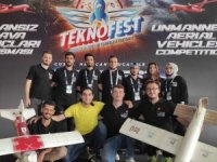 KBÜ, TEKNOFEST'te 117 takımla yerini aldı