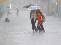 İstanbul'da yağmur ne kadar sürecek?
