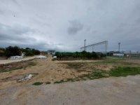 Çerkeşli köyüne basketbol ve voleybol sahası