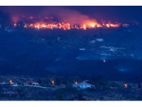 Kanarya Adaları'ndaki yanardağ felaketinde 350 ev yıkıldı