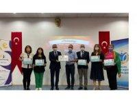 28 okul ve 48 öğretmen 'Ulusal ve Avrupa Kalite Etiketi Sertifikası' ile ödüllendirildi