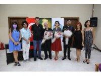 Mezitli'de 'Taş Mektep Gün Batımı Konserleri'nde final yapıldı