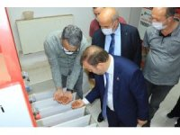 Milletvekili Öztürk, ilçelerde ziyaretler gerçekleştirdi