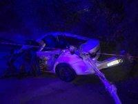 İpsala'da feci kaza: 1 ölü