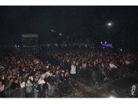 Kozlu Müzik Festivali başladı, ünlü isimler geceyi ısıttı