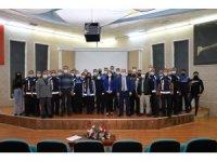 """Zabıta personeline """"Sosyal Uyum ve Yaşam"""" semineri düzenlendi"""