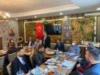 TÜRKAV Kızılcahamam Şubesi istişare toplantısı düzenledi