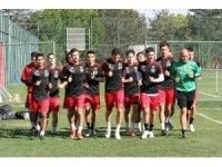 Eskişehirspor, Amedspor maçı hazırlıklarına başladı