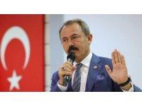 """AK Partili Tin, """"Haddini bilmez CHP'li Başkan, millet iradesine düşmanlığını kirli diliyle tescillemiştir"""""""