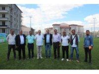 Doğubayazıt'ta dört futbol takımı liglere hazırlanıyor