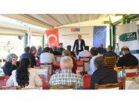KONESOB'tan ilçelerdeki odalara eğitim semineri