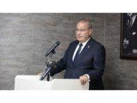 CHP Genel Başkan Yardımcısı Faik Öztrak, Ereğli'de Ekonomi Masası'nda konuştu