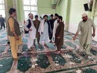 Afganistan'da camiye bombalı saldırı: Çok sayıda ölü ve yaralı!