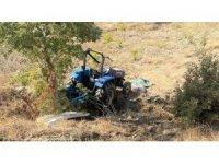 Kullandığı traktörün altında kalarak hayatını kaybetti