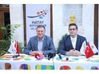 Hatay Büyükşehir Belediyesi, World17 Group'la işbirliği anlaşması yaptı