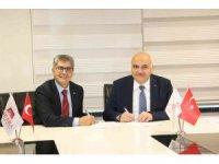 Tezgahtan Hayata Sof Kumaş projesi için imzalar atıldı