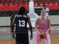 Türkiye Kadınlar Basketbol Süper Lig 1.Hafta