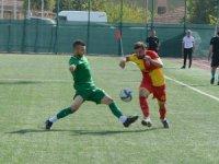 TFF 1. Lig: Kızılcabölükspor: 1 - Malatya Yeşilyurt Belediyespor: 2