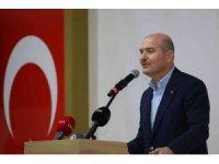 """İçişleri Bakanı Soylu: """"FETÖ'ye operasyon yapıyoruz sesi İYİ Parti'den, PKK'ya operasyon yapıyoruz sesi HDP'den geliyor''"""