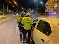 Bolvadin polisinden huzur denetimi