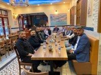 Avrupa Elazığlılar Derneği Başkanı Muharrem Akan güven tazeledi