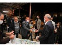 Başkan Akman'dan vatandaşlara kandil simidi