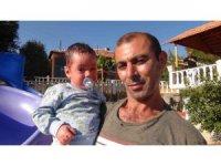 """""""Ölür"""" denilen balık pulu hastası küçük Rehime şifayı Türkiye'de buldu"""