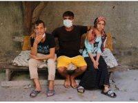 Adana'da diyalize bağlı yaşayan 3 kardeşin hayali böbrek nakil olmak