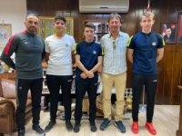 3 atletizm sporcusu Fenerbahçe'ye transfer oldu