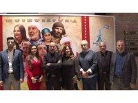 """""""Tan Vakti, Sevmek Zamanı' filminin galası Recep Tayyip Erdoğan Kongre Merkezinde gerçekleşti"""