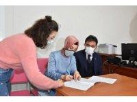 Milletvekili Ayvazoğlu, TURKOVAC aşısı için gönüllü oldu