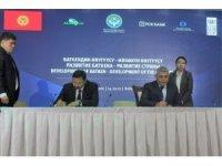 Başkan Sadıkoğlu Kırgızistan'da düzenlenen yatırım forumuna katıldı