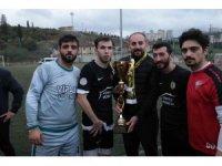 İzmit Belediyesi Başkanlık Kupası'nda şampiyon Bekirderespor