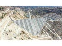 Aksıfat Barajı'nın yüzde 83'ü tamamlandı