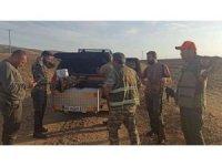 Kaçak ava giderken 'avlandılar': 23 kişice ceza yağdı