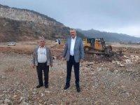 Karacabey'in geleceğine katkı sağlayacak Yeşildere Barajı gün sayıyor