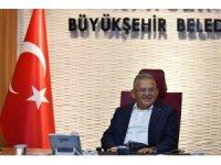 Kayseri Büyükşehir Belediyesi yatırıma en çok kaynak ayıran belediye oldu