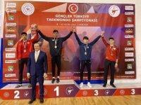 Armağan İkram, Gençler Türkiye Taekwondo Şampiyonası'nda 3. oldu