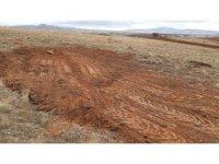 Afyonkarahisar'da toprağa gömülü halde ceset bulundu