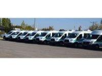 Kırıkkale Belediye'si cenaze nakil aracı sayısını yükseltti