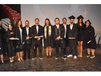 Alanya HEP'te mezuniyet heyecanı