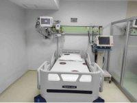 Cerrahpaşa'da pandemiyle mücadelede yoğun bakım takviyesi