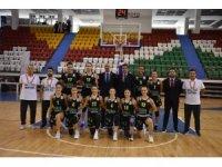 Gürespor, Samsun'da rahat kazandı