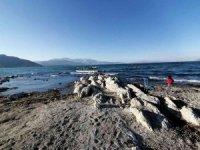 Eğirdir Gölü'nde kritik seviyeye sadece 24 santim kaldı