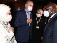 Cumhurbaşkanı Erdoğan'dan Angola'da önemli açıklamalar